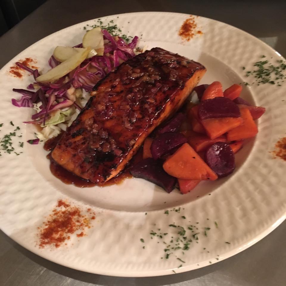 Anchuca Salmon